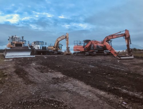 Capping works – Whinney Hill – Suez